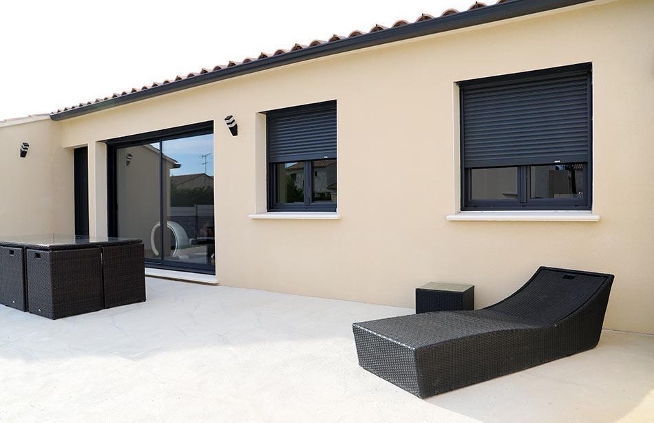 Maisons + Terrains du constructeur VILLADIRECT LE PONTET • 90 m² • CAMARET SUR AIGUES