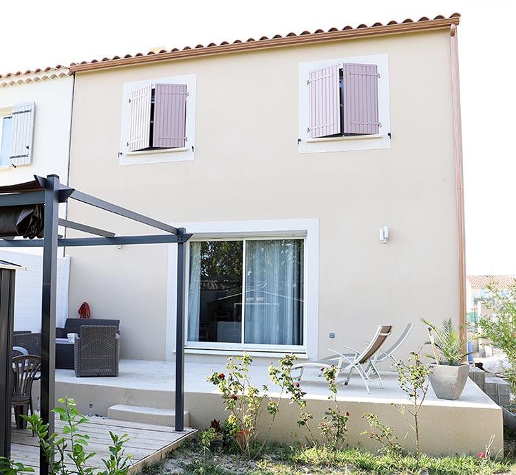 Maisons + Terrains du constructeur VILLADIRECT LE PONTET • 80 m² • AVIGNON