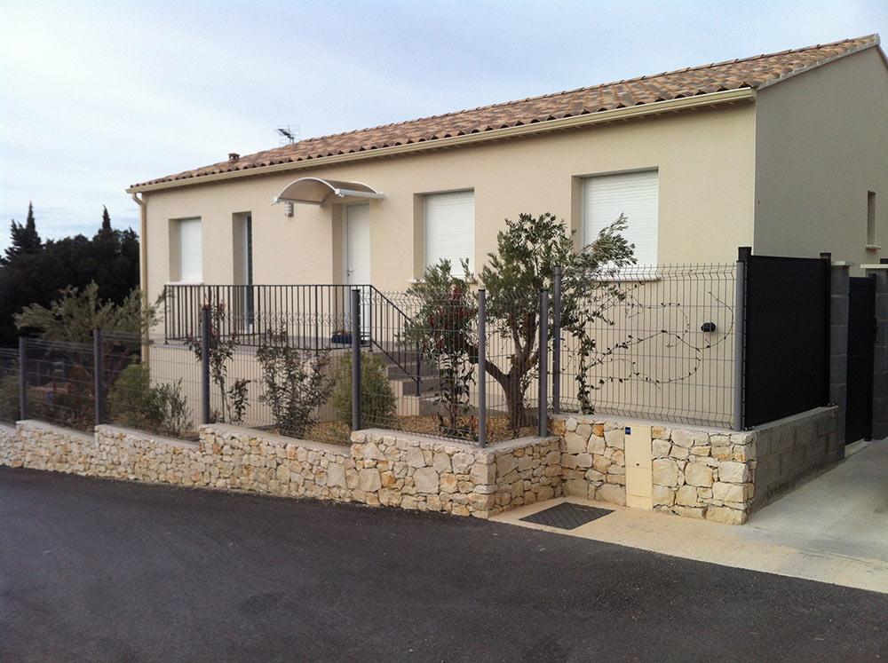 Maisons + Terrains du constructeur AVENIR TRADITION • 90 m² • CAROMB