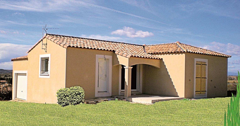 Maisons + Terrains du constructeur AVENIR TRADITION • 89 m² • APT