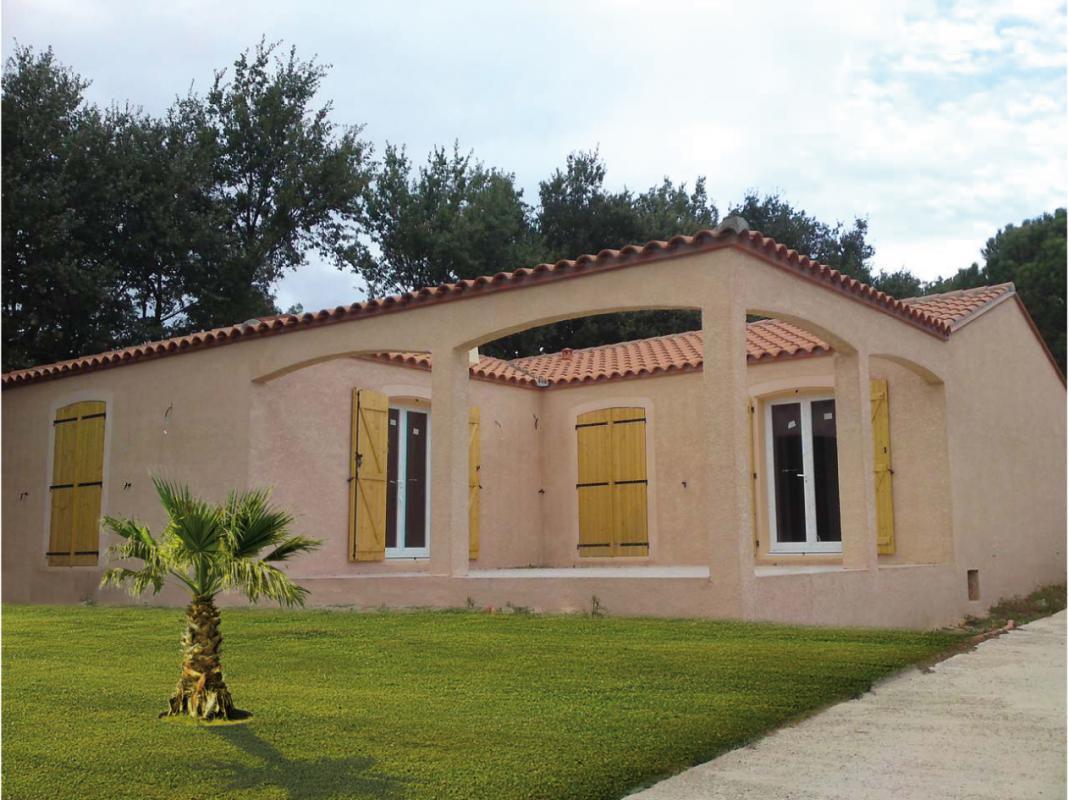 Maisons + Terrains du constructeur AVENIR TRADITION • 89 m² • GARGAS