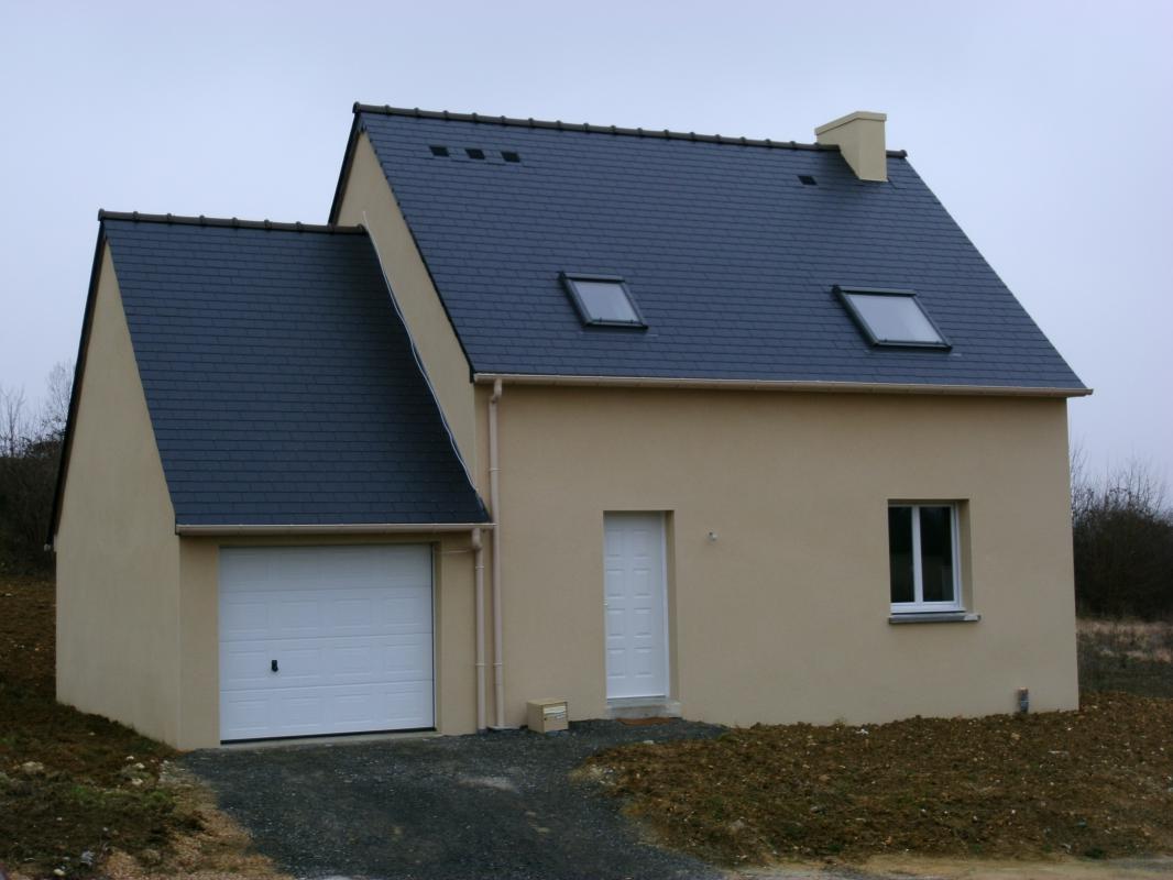 Maisons du constructeur MAISONS LE MASSON • 77 m² • BONNETABLE