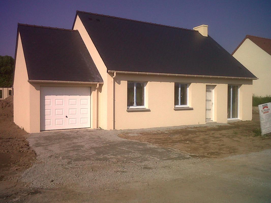 Maisons du constructeur MAISONS LE MASSON • 78 m² • LA BAZOGE