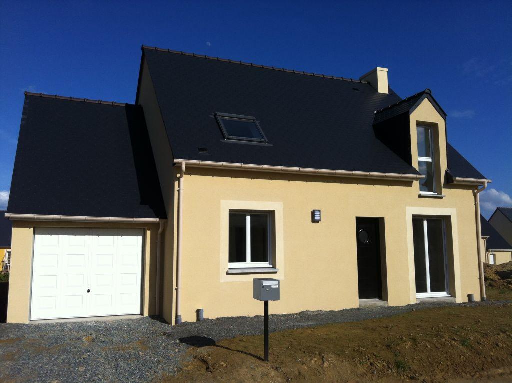 Maisons du constructeur MAISONS LE MASSON • 100 m² • GUECELARD
