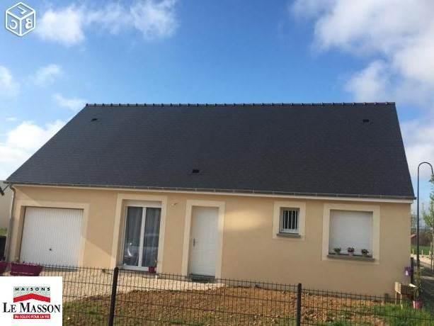 Maisons du constructeur MAISONS LE MASSON • 84 m² • TELOCHE