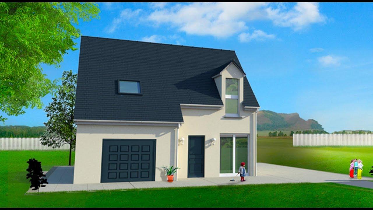 Maisons du constructeur MAISONS LE MASSON • 113 m² • SABLE SUR SARTHE