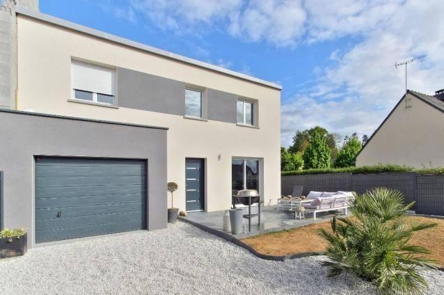 Maisons du constructeur MAISONS LE MASSON • 124 m² • AUVERS LE HAMON