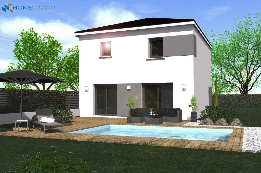 Maisons du constructeur HOME GROUP CONSEILS • 90 m² • CHARNECLES