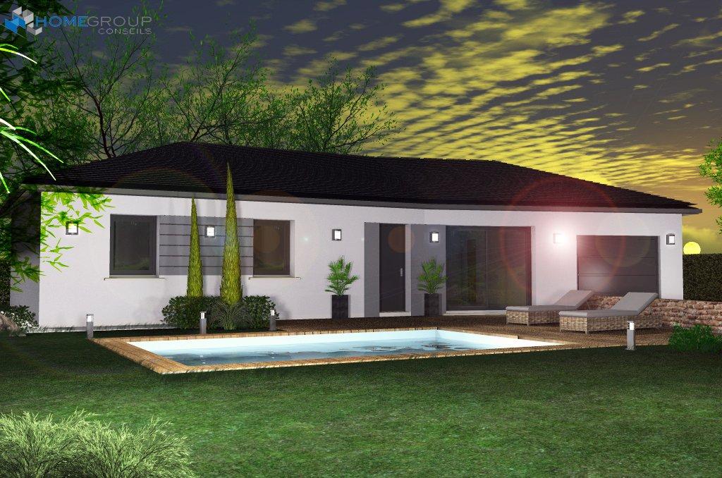 Maisons du constructeur HOME GROUP CONSEILS • 95 m² • COUBLEVIE