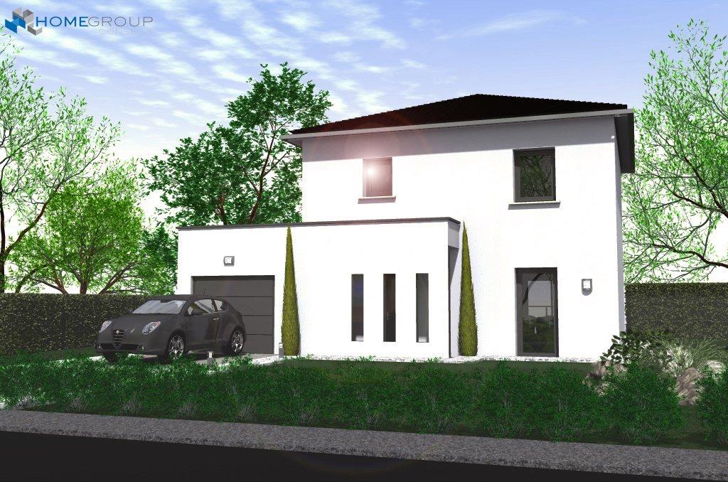 Maisons du constructeur HOME GROUP CONSEILS • 95 m² • MOIRANS