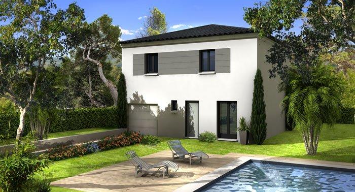 Maisons du constructeur HOME GROUP CONSEILS • 80 m² • VOIRON
