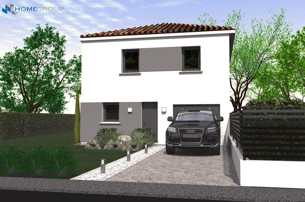 Maisons du constructeur HOME GROUP CONSEILS • 90 m² • VOREPPE