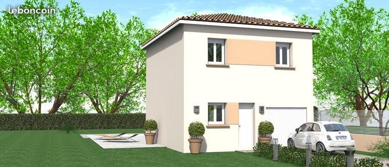 Maisons du constructeur HOME GROUP CONSEILS • 85 m² • RIVES