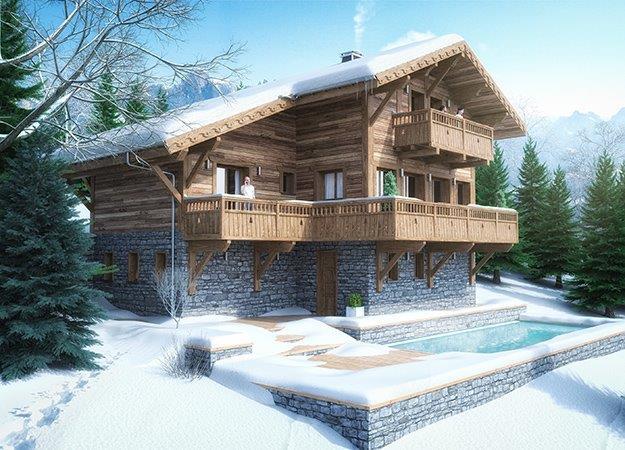 Maisons + Terrains du constructeur MAISONS ALAIN METRAL • 155 m² • MORZINE