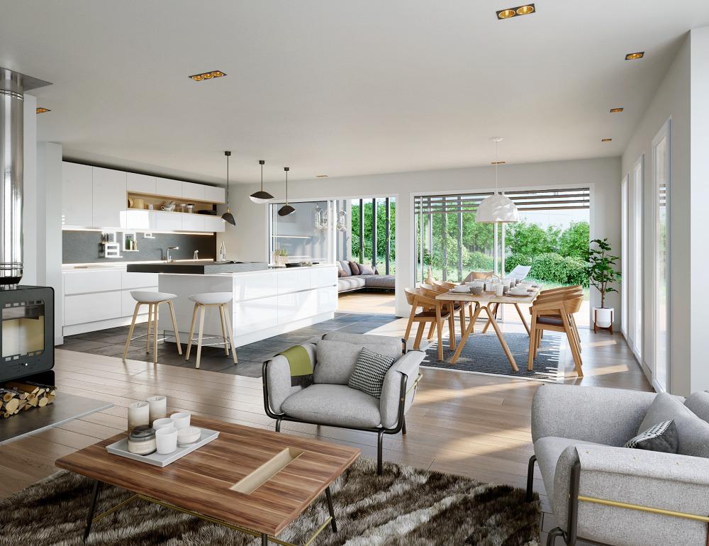 Maisons + Terrains du constructeur MAISONS ALAIN METRAL • 110 m² • LYAUD
