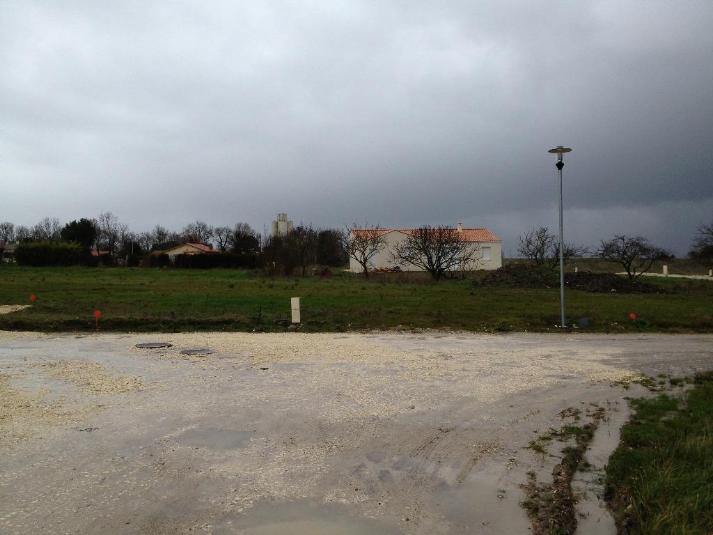 Terrains du constructeur MAISONS ARLOGIS ROCHEFORT • 475 m² • THAIRE