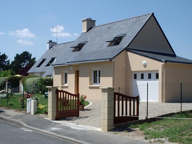 Maisons du constructeur MIKIT • 95 m² • LOCTUDY