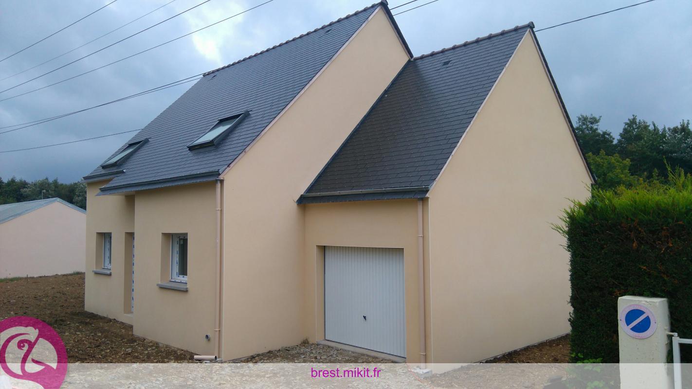 Maisons du constructeur MIKIT • 95 m² • LANDUDEC