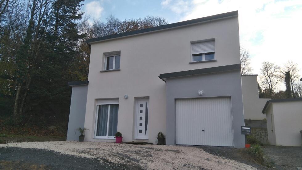 Maisons du constructeur MIKIT • 95 m² • CLOHARS CARNOET