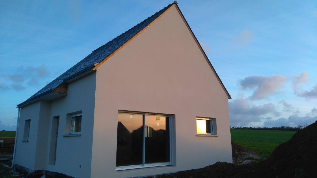 Maisons du constructeur MIKIT • 95 m² • LANDEDA