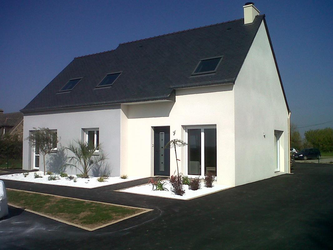 Maisons du constructeur MIKIT • 95 m² • ARZANO