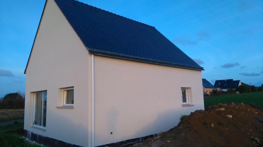 Maisons du constructeur MIKIT • 95 m² • PLOZEVET