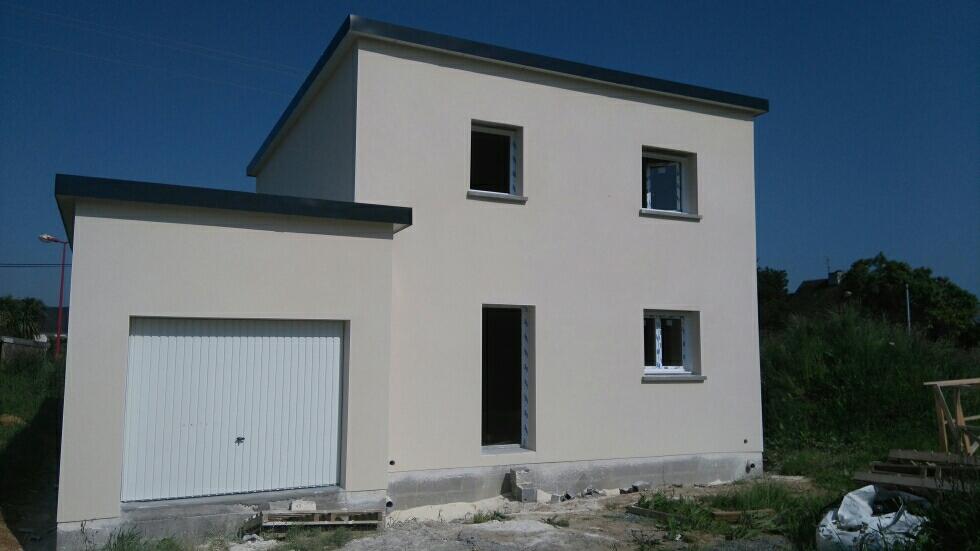 Maisons du constructeur MIKIT • 95 m² • CLOHARS FOUESNANT