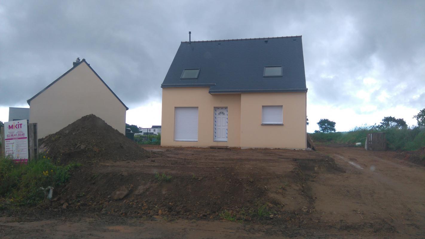 Maisons du constructeur MIKIT • 95 m² • TREGARANTEC