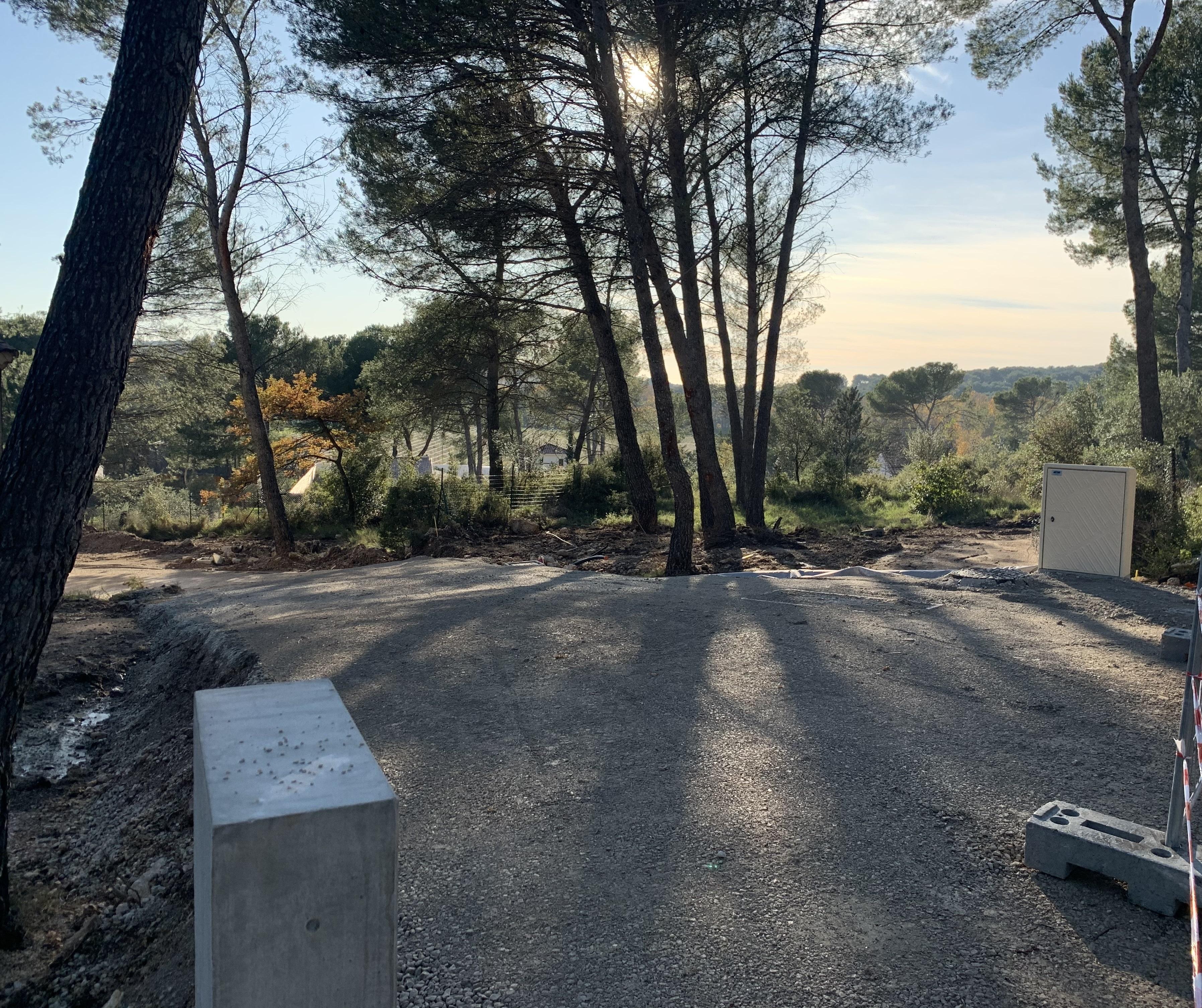 Terrains du constructeur MAS PROVENCE • 1117 m² • VENTABREN