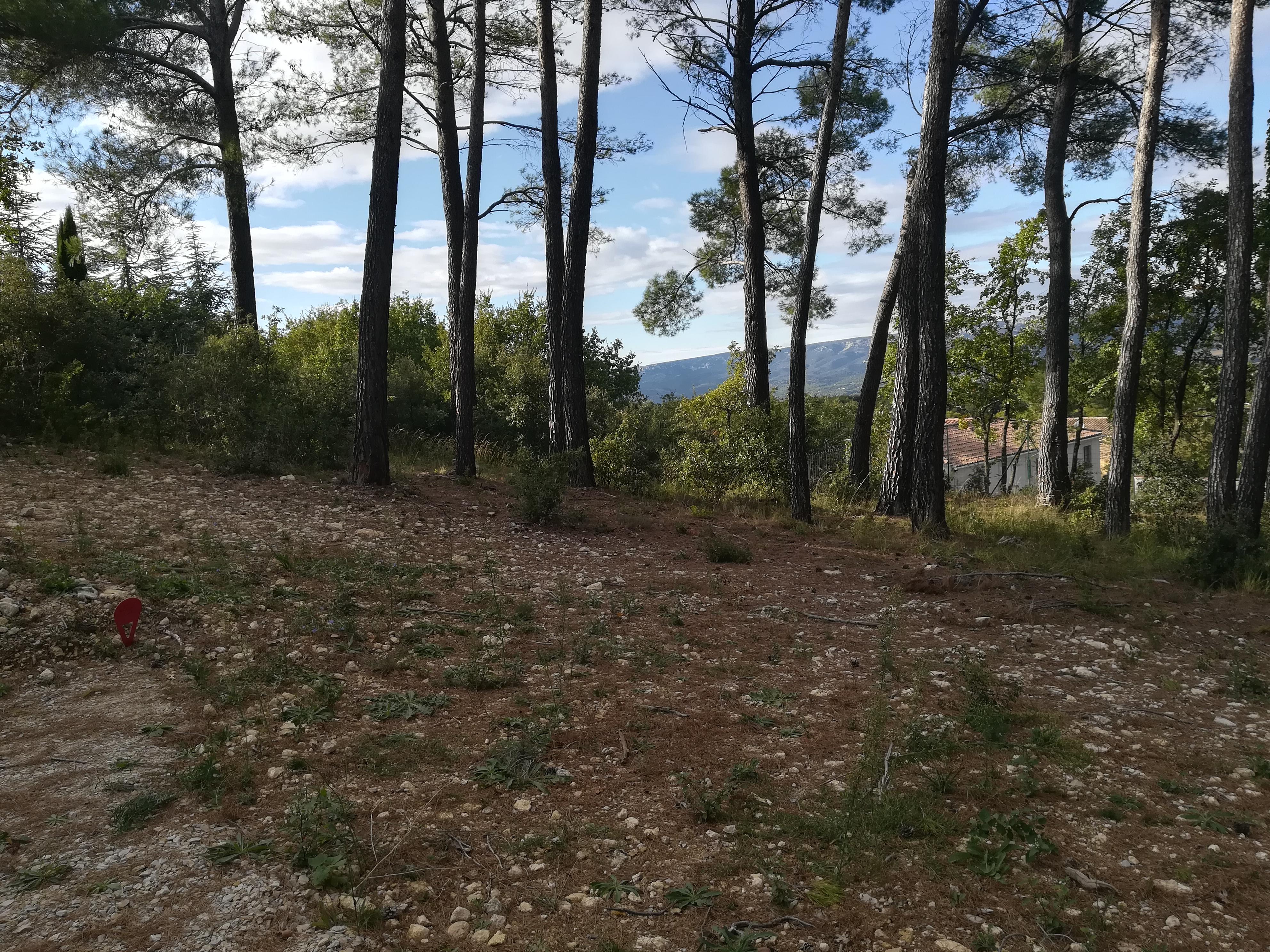 Terrains du constructeur MAS PROVENCE • 605 m² • LA ROQUE D'ANTHERON