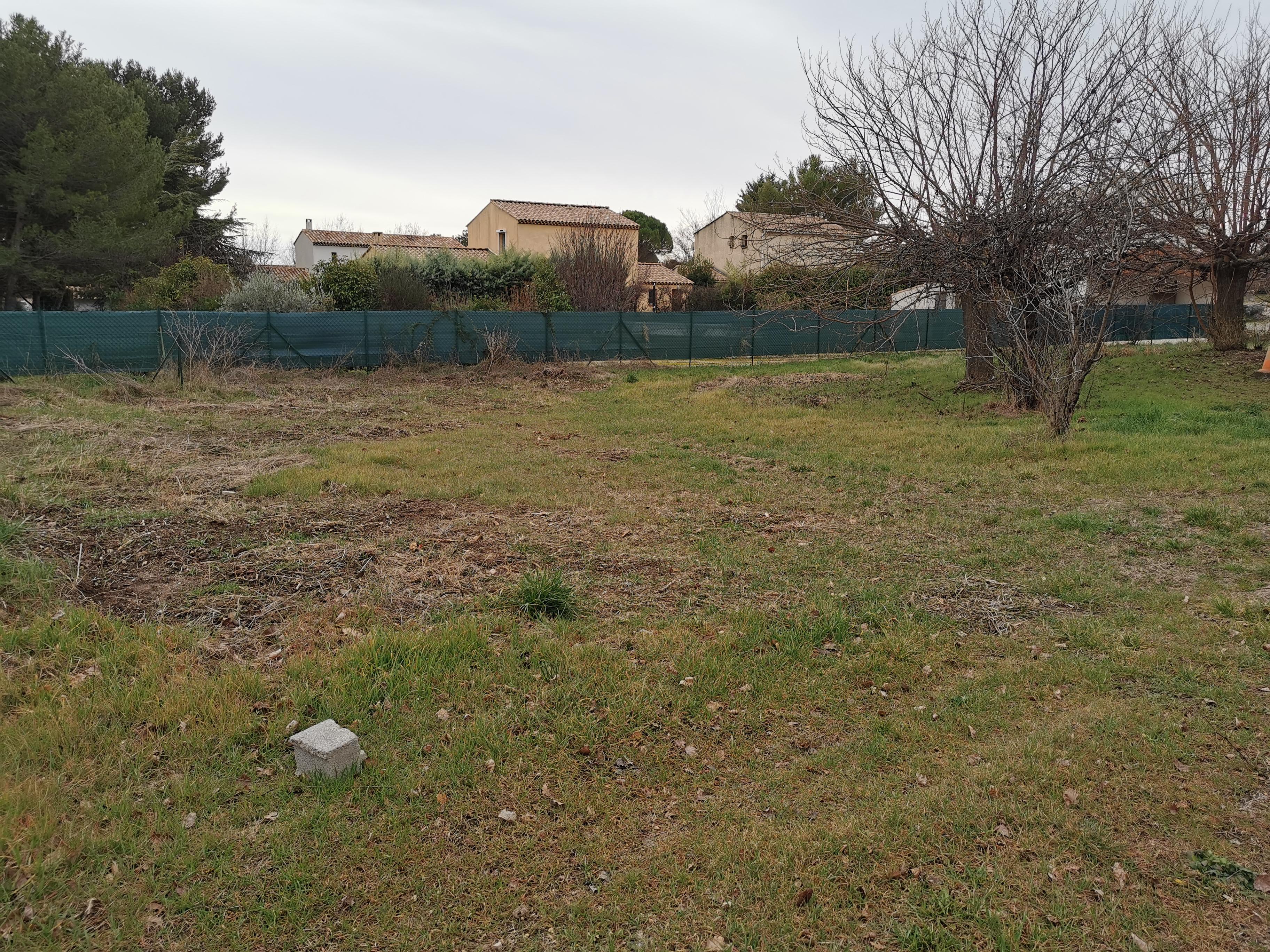 Terrains du constructeur MAS PROVENCE • 904 m² • AIX EN PROVENCE