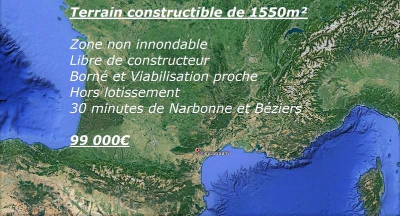 Terrains du constructeur OPTIMHOME • 1550 m² • VILLESPASSANS