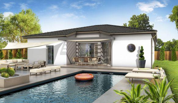 Maisons du constructeur DEMEURES D OCCITANIE •  m² • RIVESALTES