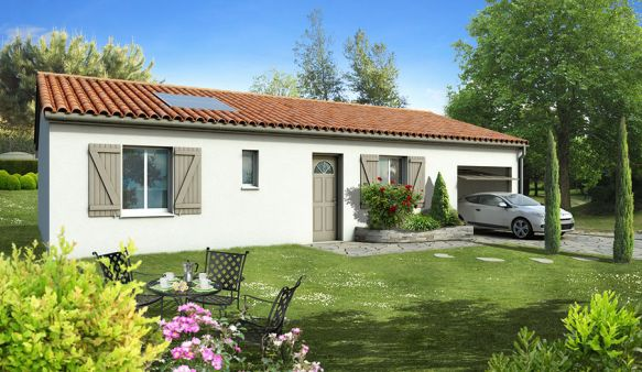 Maisons du constructeur DEMEURES D OCCITANIE •  m² • CARCASSONNE