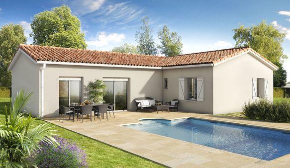 Maisons du constructeur DEMEURES D OCCITANIE •  m² • SAINT GENIS DES FONTAINES