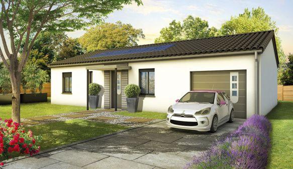 Maisons du constructeur DEMEURES D OCCITANIE •  m² • PUISSALICON