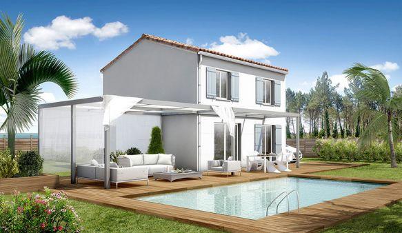 Maisons du constructeur DEMEURES D OCCITANIE •  m² • LEZIGNAN CORBIERES