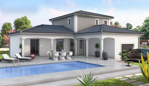Maisons du constructeur DEMEURES D OCCITANIE •  m² • NISSAN LEZ ENSERUNE