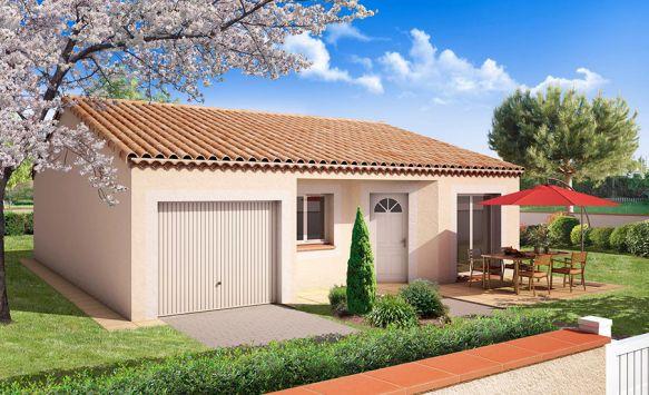 Maisons du constructeur DEMEURES D OCCITANIE •  m² • FRONTIGNAN