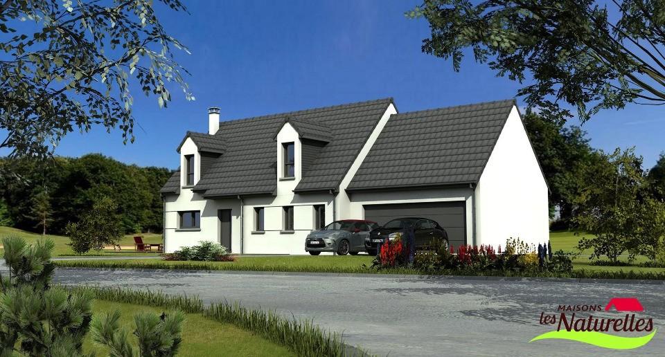 Maisons + Terrains du constructeur MAISONS LES NATURELLES • 139 m² • LONGUEIL