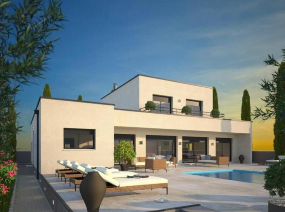 Maisons + Terrains du constructeur MAISONS FRANCE CONFORT • 135 m² • SARRY