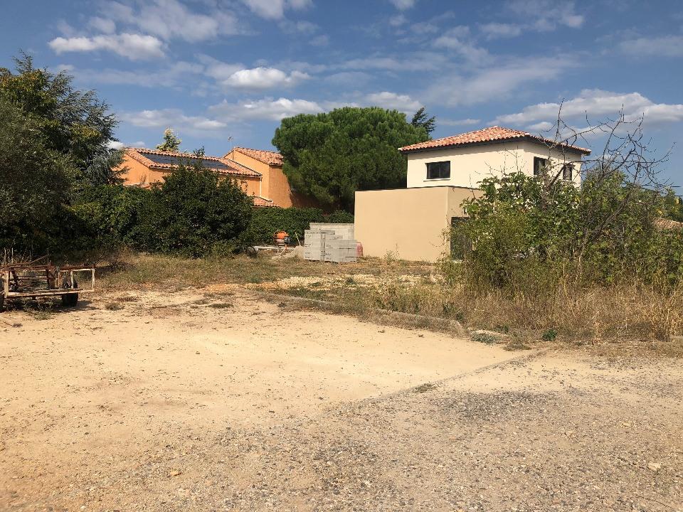 Terrains du constructeur LES MAISONS DE MANON • 600 m² • SAINT ANDRE DE SANGONIS