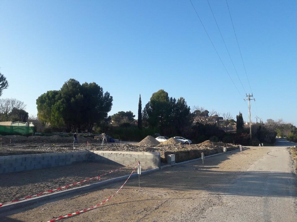 Terrains du constructeur LES MAISONS DE MANON • 450 m² • SAINT PONS DE MAUCHIENS