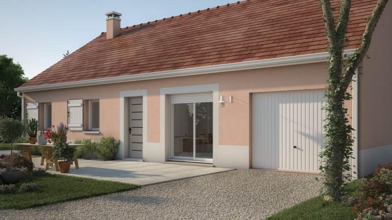 Maisons + Terrains du constructeur Maisons France Confort-maisons-france-confort • 93 m² • VAAS