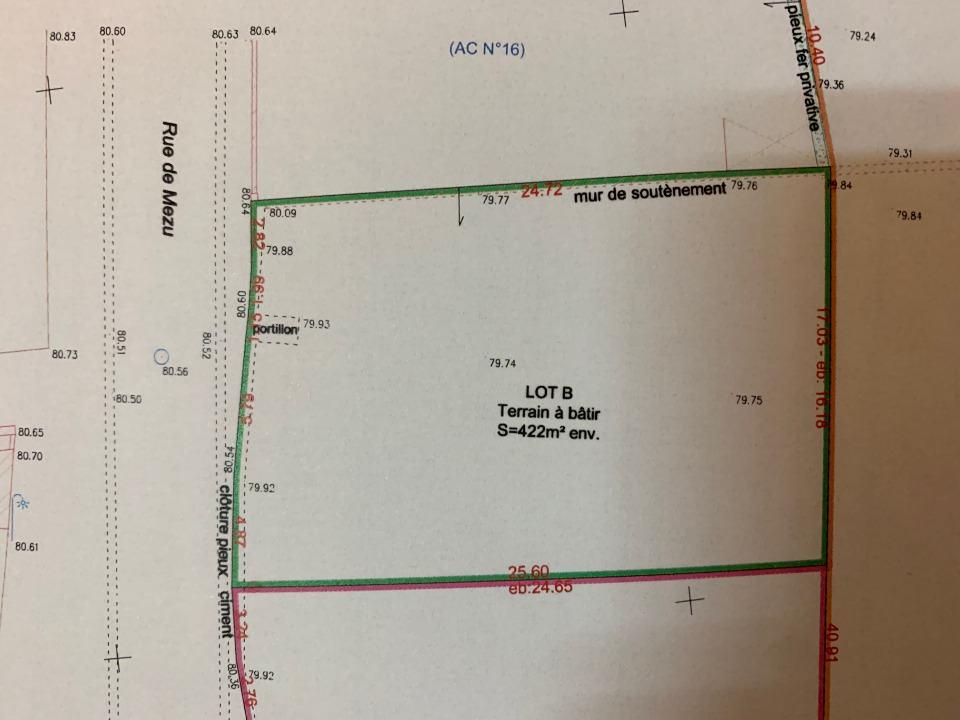 Terrains du constructeur MAISONS FRANCE CONFORT • 422 m² • CHAVENAY