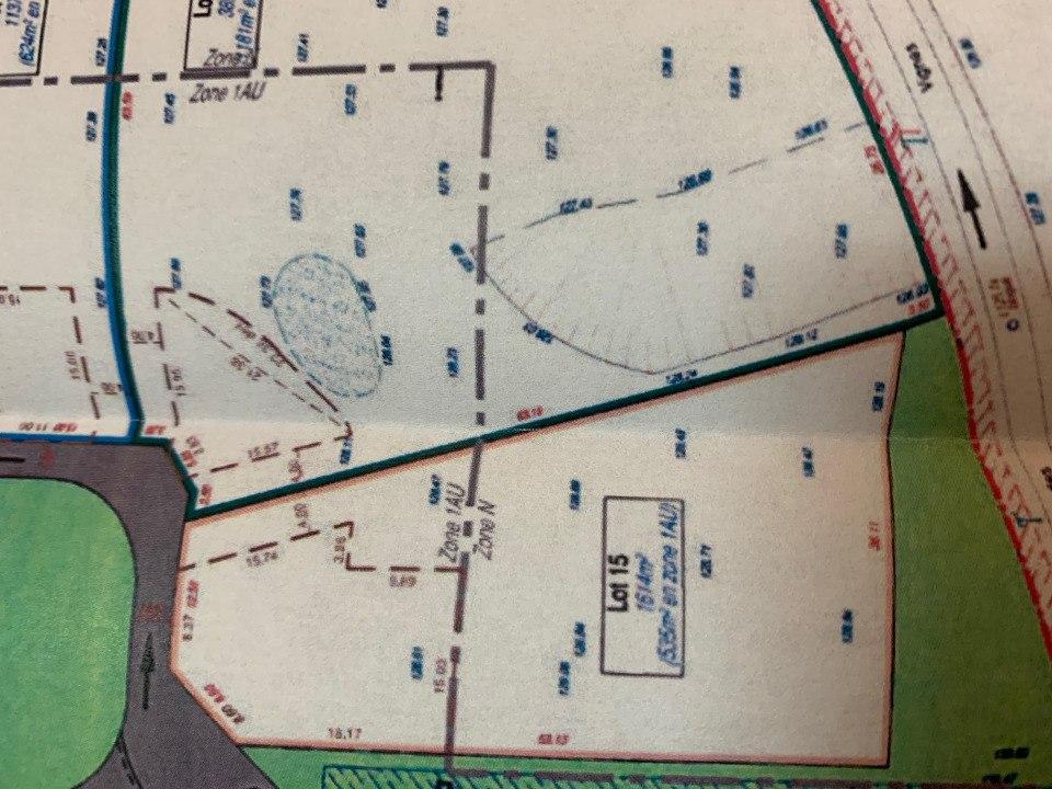 Terrains du constructeur MAISONS FRANCE CONFORT • 1614 m² • GAMBAIS