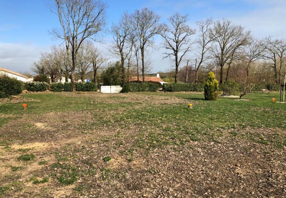 Terrains du constructeur LMP CONSTRUCTEUR • 537 m² • SAINT REVEREND
