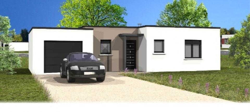 Maisons + Terrains du constructeur LMP CONSTRUCTEUR • 89 m² • LUCON