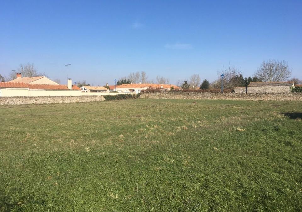 Terrains du constructeur LMP CONSTRUCTEUR • 1808 m² • SAINTE RADEGONDE DES NOYERS