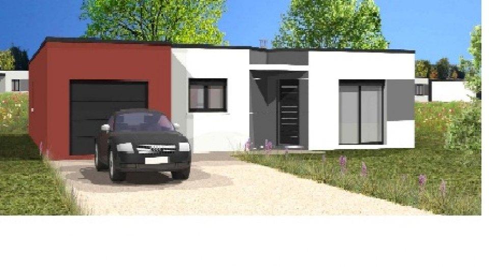 Maisons + Terrains du constructeur LMP CONSTRUCTEUR • 91 m² • VELLUIRE